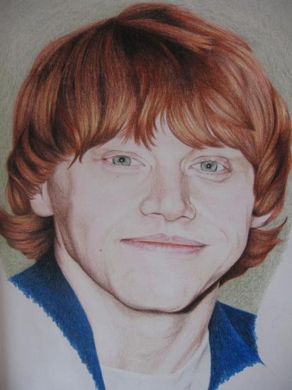 Rupert Grint por amyleigh21